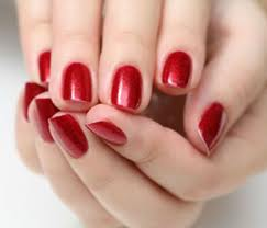 gel nail polish shaping manicure treatments mobile beauty newcastle upon tyne