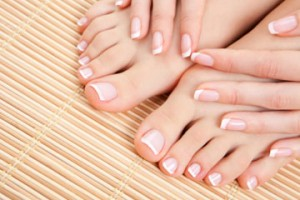 pedicure french manicure feet mobile beauty newcastle upon tyne